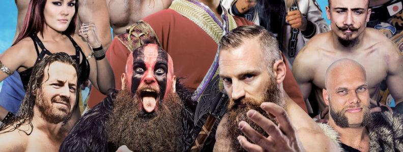 SLAM! Wrestling Wrestle Aid 2019
