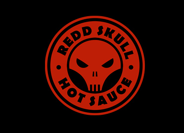 Redd Skull Hotsauce.