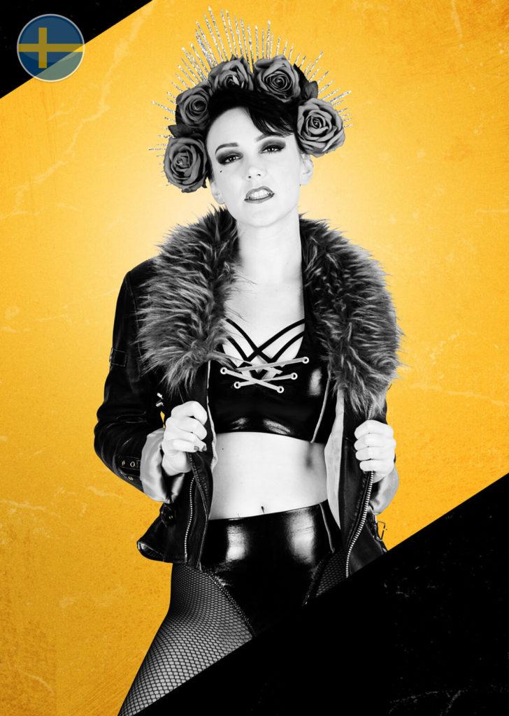 Aya Frick, wrestler.
